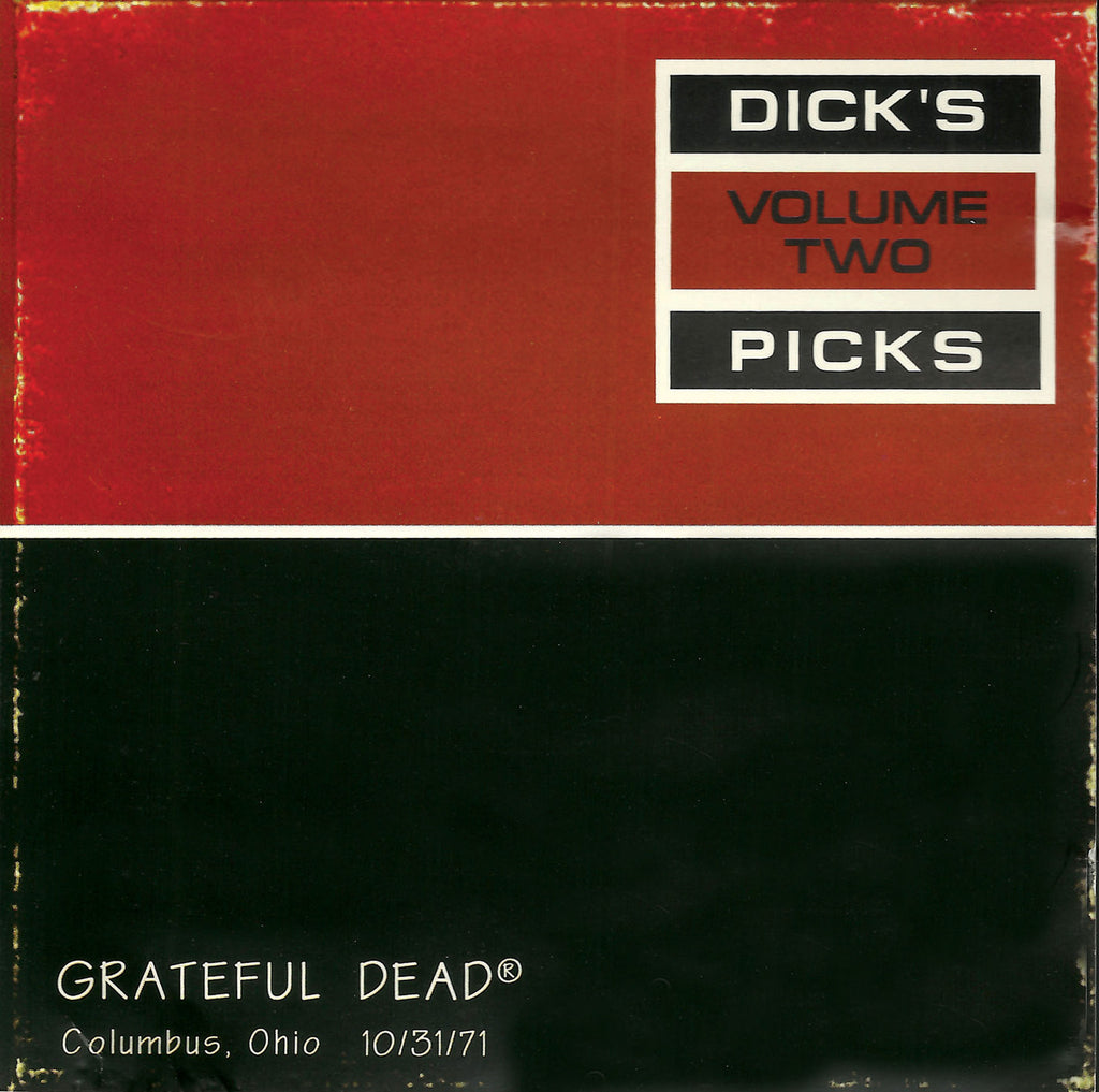 Grateful Dead: Dick's Picks 02