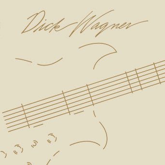 Dick Wagner S/T CD