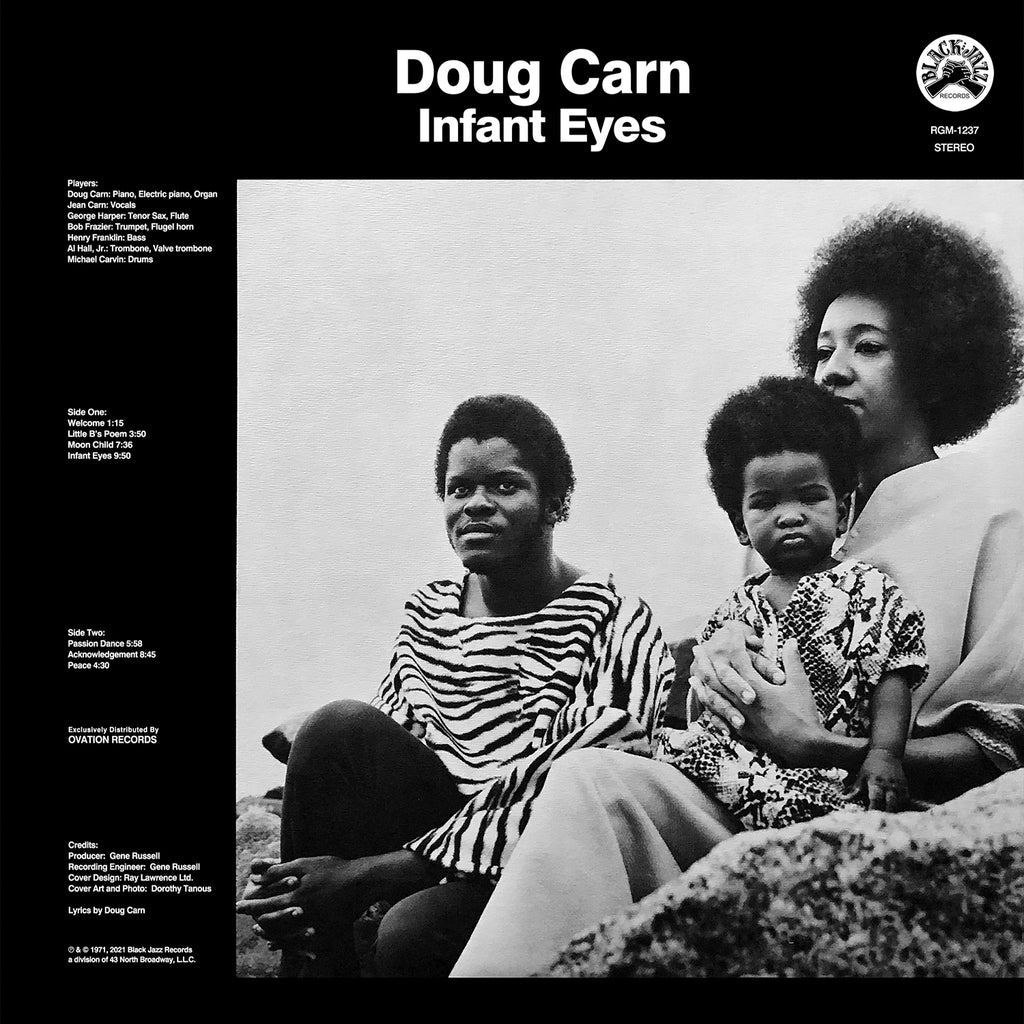 Doug Carn Infant Eyes (Remastered Edition) CD