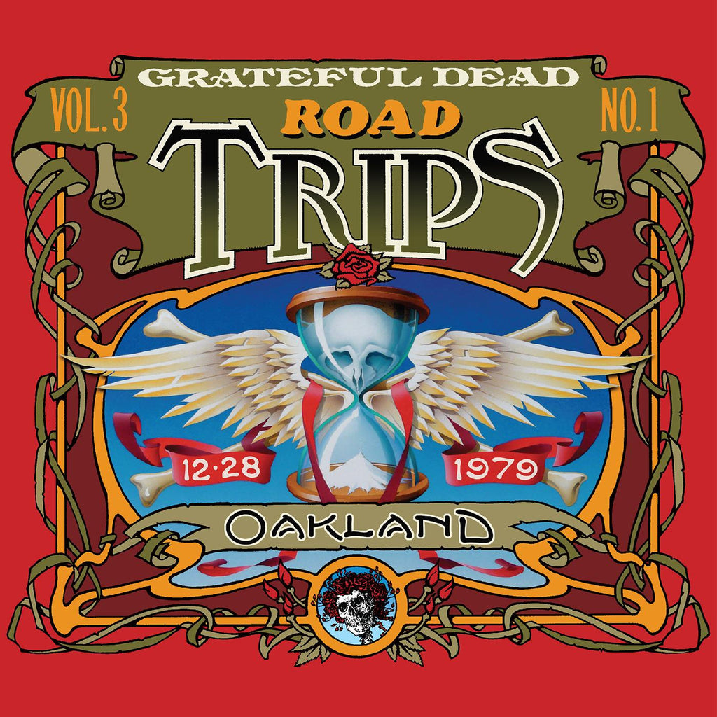 Grateful Dead Road Trips Vol. 3 No. 1 (2CD-Set)