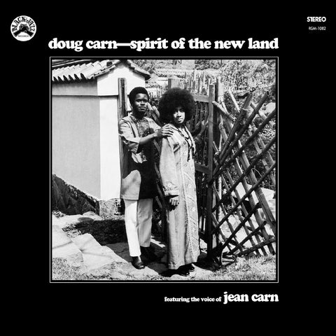 Doug Carn Spirit of the New Land LP