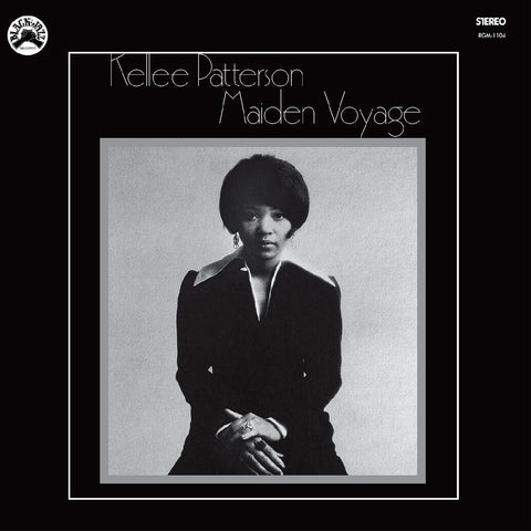 Kellee Patterson Maiden Voyage (Remastered Edition) CD