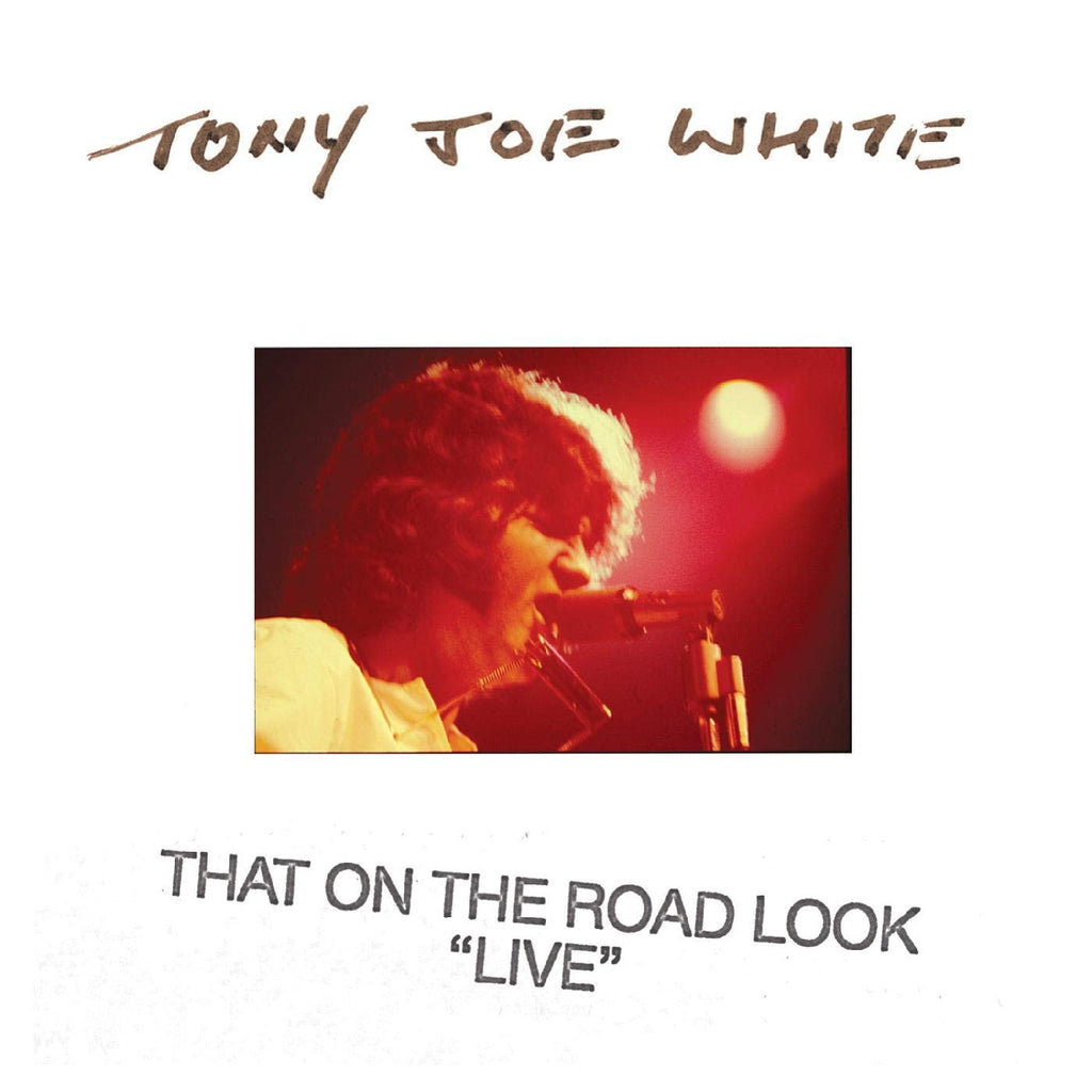 Tony Joe White That On The Road Look LP