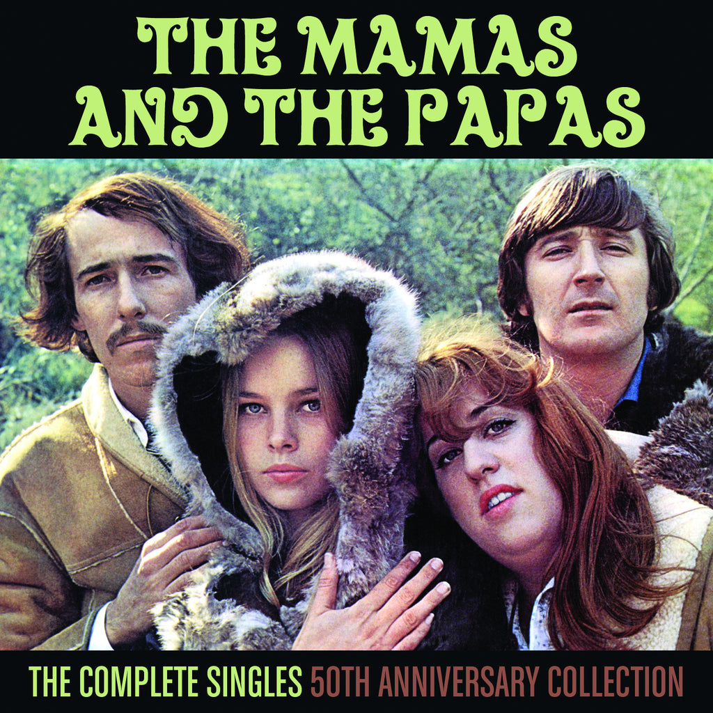 The Mamas and the Papas The Complete Singles (2CD Set)