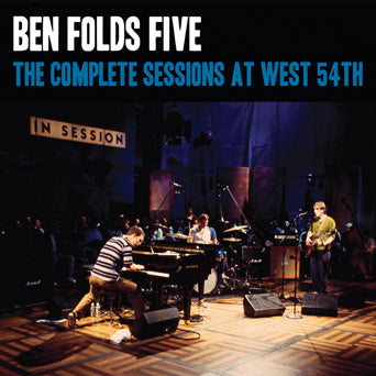 Ben Folds Five The Complete Sessions at West 54th CD