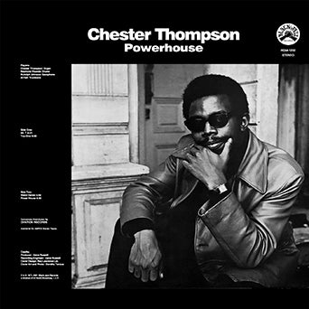 Chester Thompson Powerhouse (Remastered Edition) CD