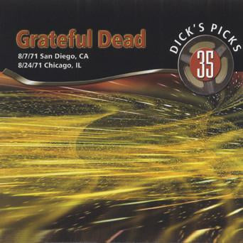 Grateful Dead: Dick's Picks 35