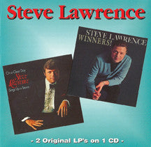 Steve Lawrence Winners CD