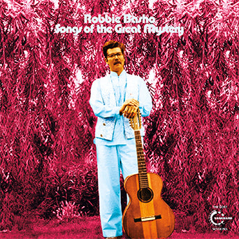 Robbie Basho Songs of the Great Mystery CD