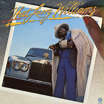 Larry Williams CD