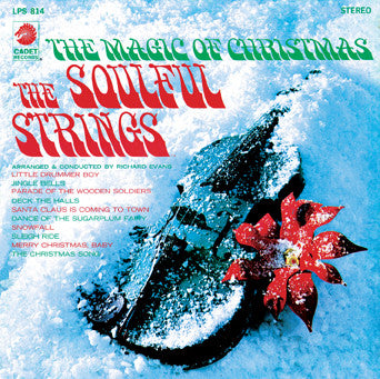 The Soulful Strings The Magic of Christmas CD