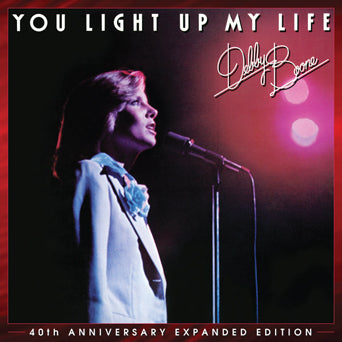 Debby Boone You Light Up My Life 40th Anniversary Edition CD