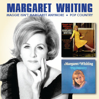 Margaret Whiting Maggie CD