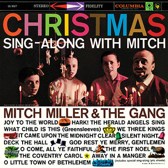 Mitch Miller and The Gang Christmas CD