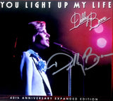 Debby Boone You Light Up My Life 4th Anniversary Edition CD with Autograph