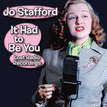 Jo Stafford It Had to Be You CD