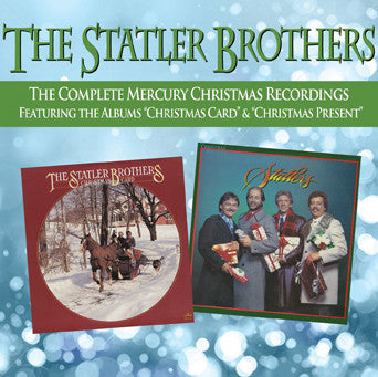 The Statler Brothers CD