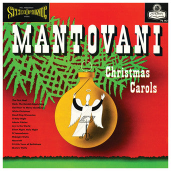 Mantovani Christmas Carols CD