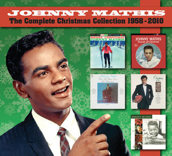 Johnny Mathis The Complete Christmas Collection (3CD Set)