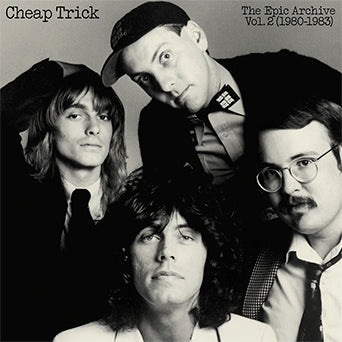 Cheap Trick The Epic Archive Vol. 2 CD