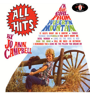 Jo Ann Campbell CD