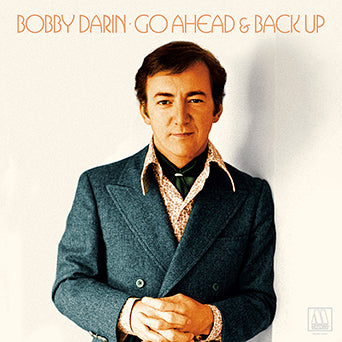 Bobby Darin Go Ahead and Back Up--The Lost Motown Masters CD
