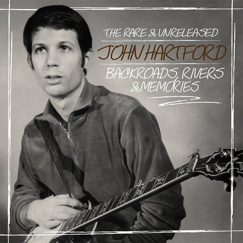 John Hartford Backroads, Rivers & Memories CD
