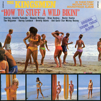 How To Stuff a Wild Bikini CD