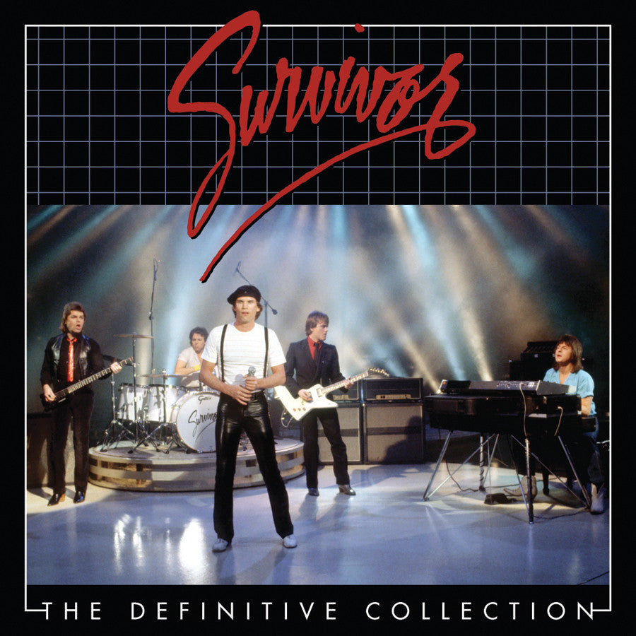 Survivor The Definitive Collection (2-CD Set)