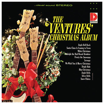 The Ventures Christmas Album CD