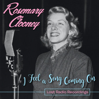 Rosemary Clooney I Feel a Song Coming On CD