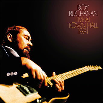 Roy Buchanan Live at Town Hall 1974 (2CD-Set)