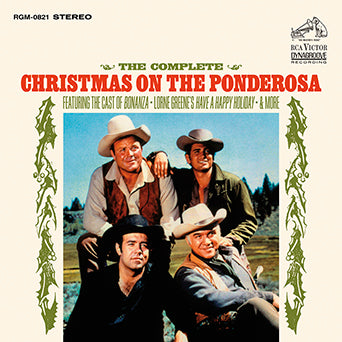 Lorne Greene & the Cast of Bonanza CD