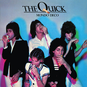 The Quick Mondo Deco (Expanded Edition) CD