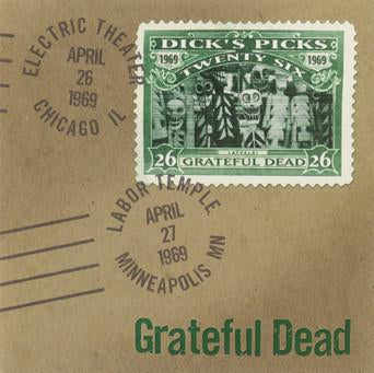 Grateful Dead: Dick's Picks 26