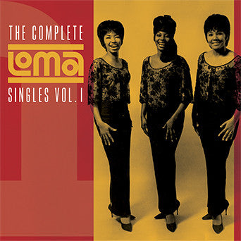 The Complete Loma Singles: Vol. 1  (2 -CD Set)