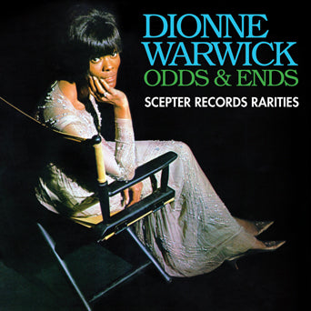 Dionne Warwick Odds & Ends--Scepter Records Rarities CD
