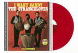 The Strangeloves I Want Candy LP Pack Shot