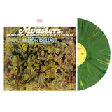 Milton Delugg and His Orchestra Music for Monsters LP Pack Shot
