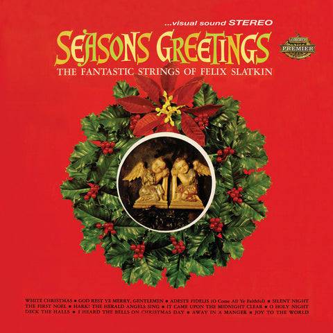 The Fantastic Strings of Felix Slatkin Seasons Greetings CD