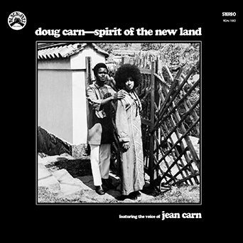 Doug Carn Featuring Jean Carn Spirit of the New Land CD