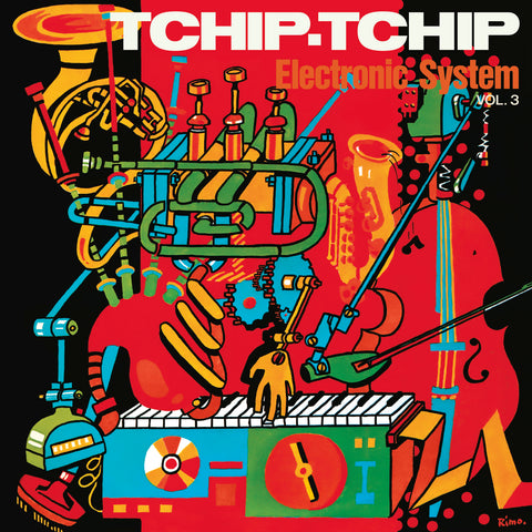 Electronic System Tchip Tchip (Vol. 3) CD