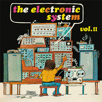 Electronic System Vol. II CD