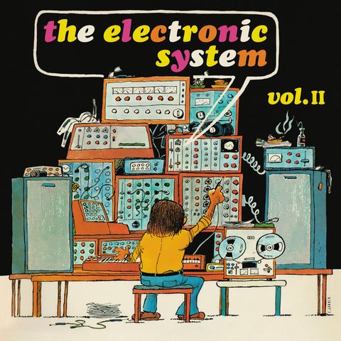 Electronic System Vol. II LP