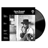 Gene Russell New Direction  Pack Shot LP