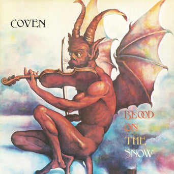 Coven Blood on the Snow LP