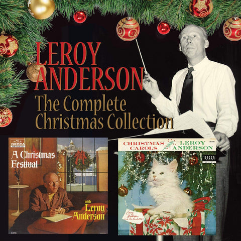 Leroy Anderson The Complete Christmas Collection (2-CD Set)