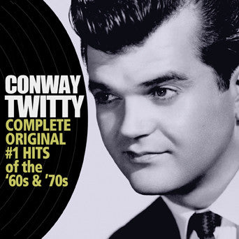 Conway Twitty CD (2CD Set)