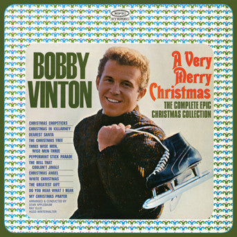 Bobby Vinton A Very Merry Christmas CD