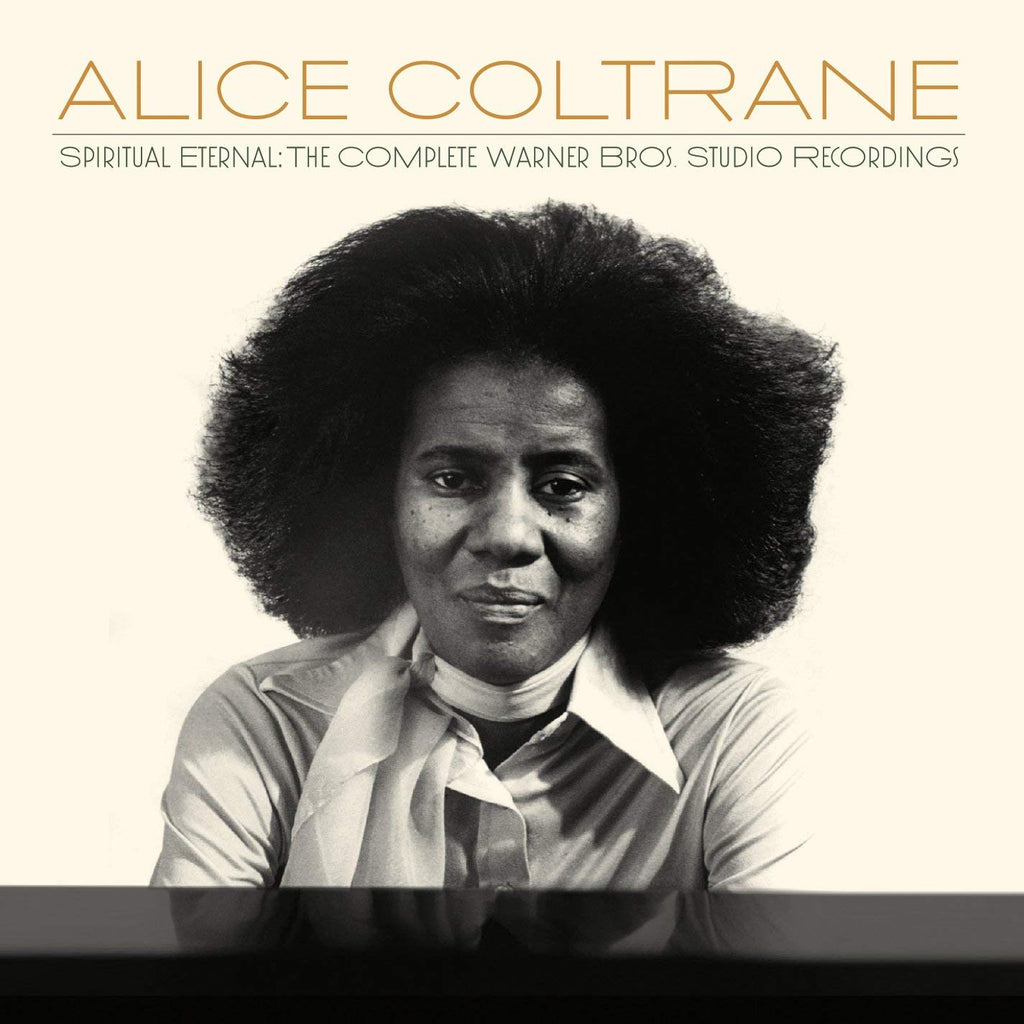 Alice Coltrane Spiritual Eternal (2CD-Set)
